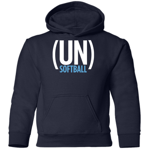(un)softball Youth Pullover Hoodie