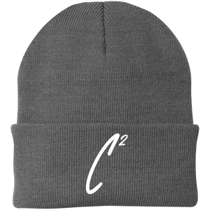 (Un)disc2overed Sig C2 Logo Port Authority Knit Cap