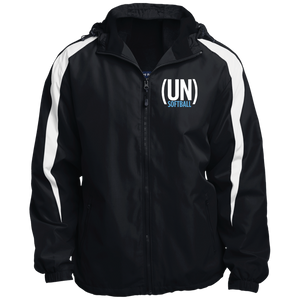 (un)softball Youth Colorblock Fleece-Lined Jacket