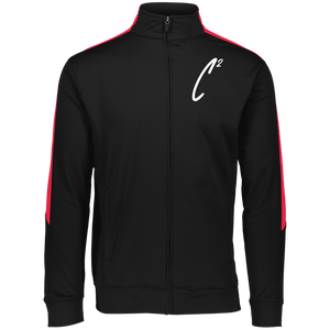 (Un)Disc2overed Sig C2 Logo Performance Colorblock Full Zip