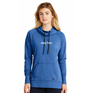 New Era Ladies Hooded Sweat Shirt