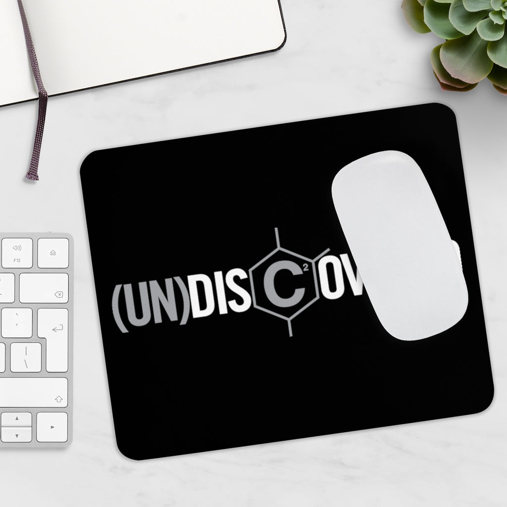 (un)disc2overed Mousepad
