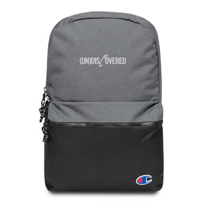 Auto Logo Embroidered Champion Backpack