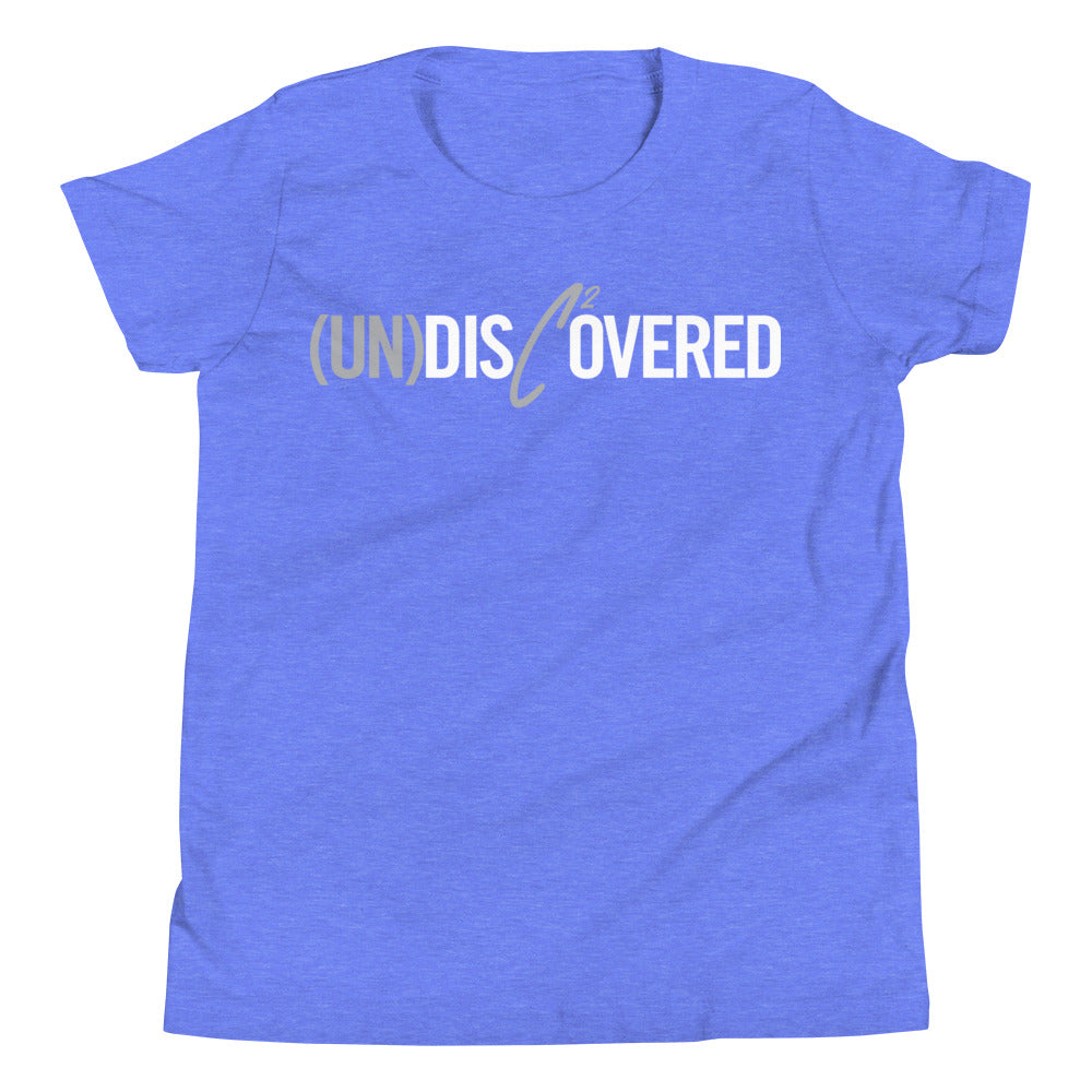 (Un)Disc2overed Sig Logo Youth Short Sleeve T-Shirt