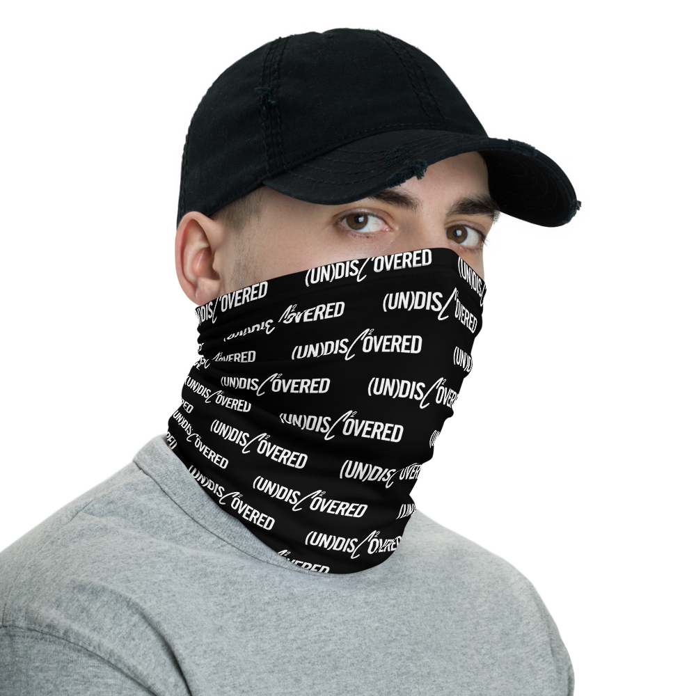 (un)disc2overed Neck and Face Gaiter