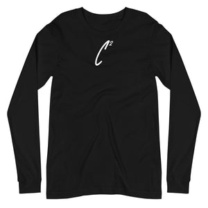 (Un)Disc2overed Sig C2 Logo Unisex Long Sleeve Tee