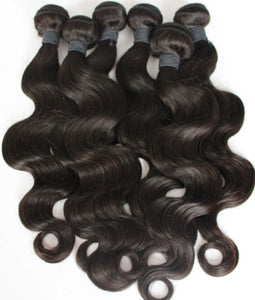 Luxurious Brazilian Body Wave Hair Bundles
