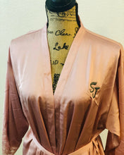 "Load image into Gallery viewer, The ""Classy Rose"" Robe"