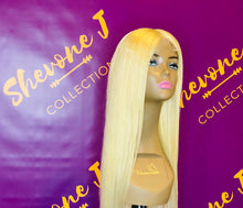 Load image into Gallery viewer, Yellow Diamond Wig Unit (Customized)