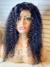 Load image into Gallery viewer, Crystal Wig Unit - Malaysian Curly (Customized)