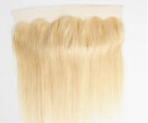 613 Blonde 13x4 Transparent Frontals