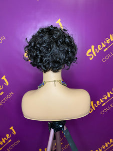 "Tia ""Tight Curl"" Wig Unit"