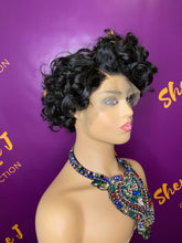 "Load image into Gallery viewer, Tia ""Tight Curl"" Wig Unit"