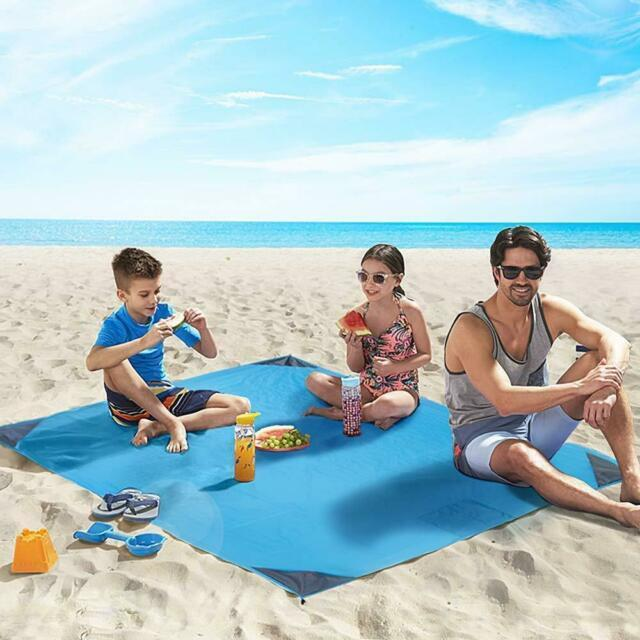 Sandproof Beach Towel