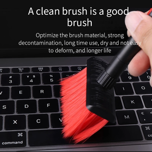 4-in-1 Multi Brush Cleaner