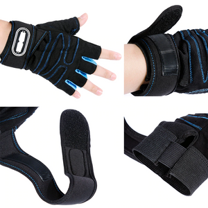 Weight Lifting Gym Gloves