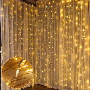 LED Curtain String Light