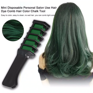 Mini Hair Dye Comb