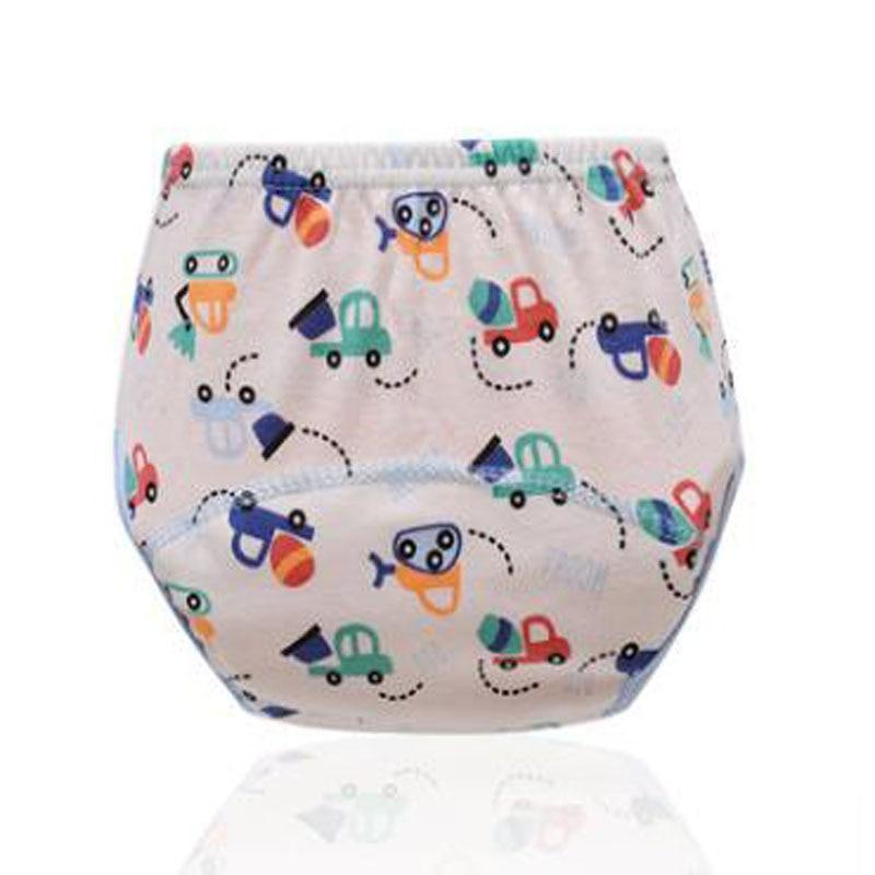 Cute Reusable Baby Diapers