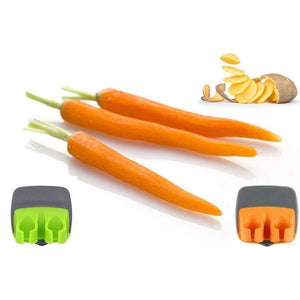 Sharp Blade Finger Peeler 3pcs/Set