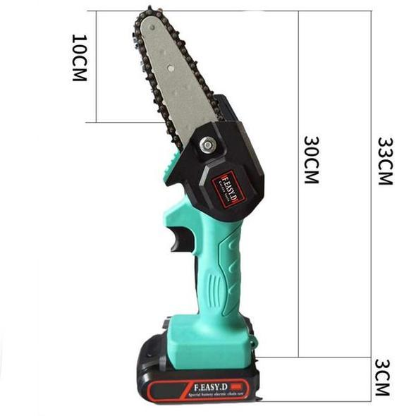 Rechargeable Mini Wood Cutting lithium chainsaw