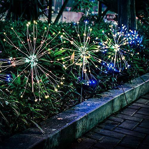 Solar Firework Light