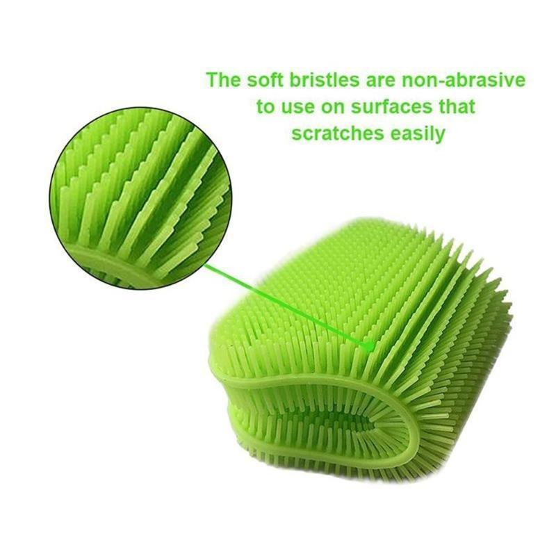 Antibacterial Cleaning Sponge (SET OF 4 - RANDOM COLOR)