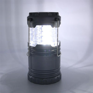 Telescopic Portable LED Camping Light