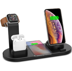 4 in 1 Charging Dock Station