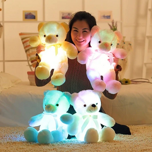 Cuddle Light-Up Bear