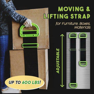 Moving & Lifting Straps