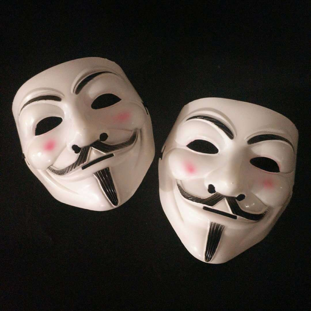 Anonymous Guy Fawkes Disguise