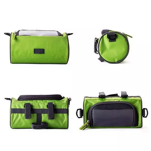Multifunctional Touch Screen Riding Bag