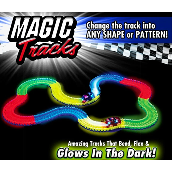 Magic Rainbow Racetrack