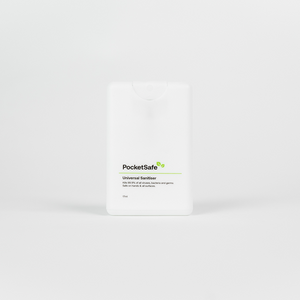 PocketSafe | Hand & Surface Spray - 300+ sprays