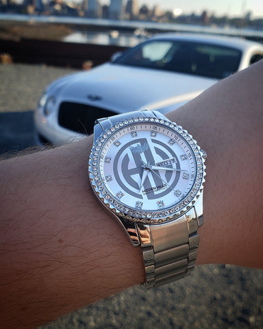 Hidden Hills Watch - 86,400 Generation 2 Silver
