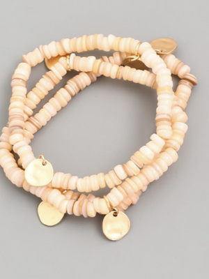 Ivory stack of 3