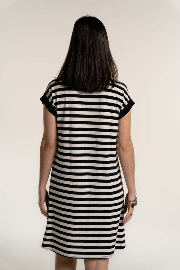Stripe Tricia dress