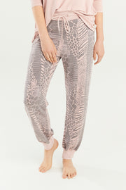 Alex Multi Animal Print Joggers