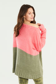 St Ives Block Jumper