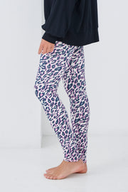 Sundae Tee Liv Animal Print Leggings