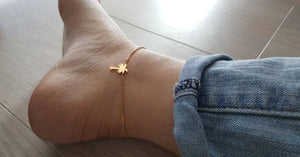 Palm Tree Anklet - Influencer
