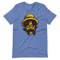 Quarantine Hair Gentleman Jervis Face Shirt by ofTheDead29