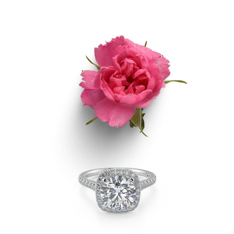 Vasuca® Pink Rose Ring