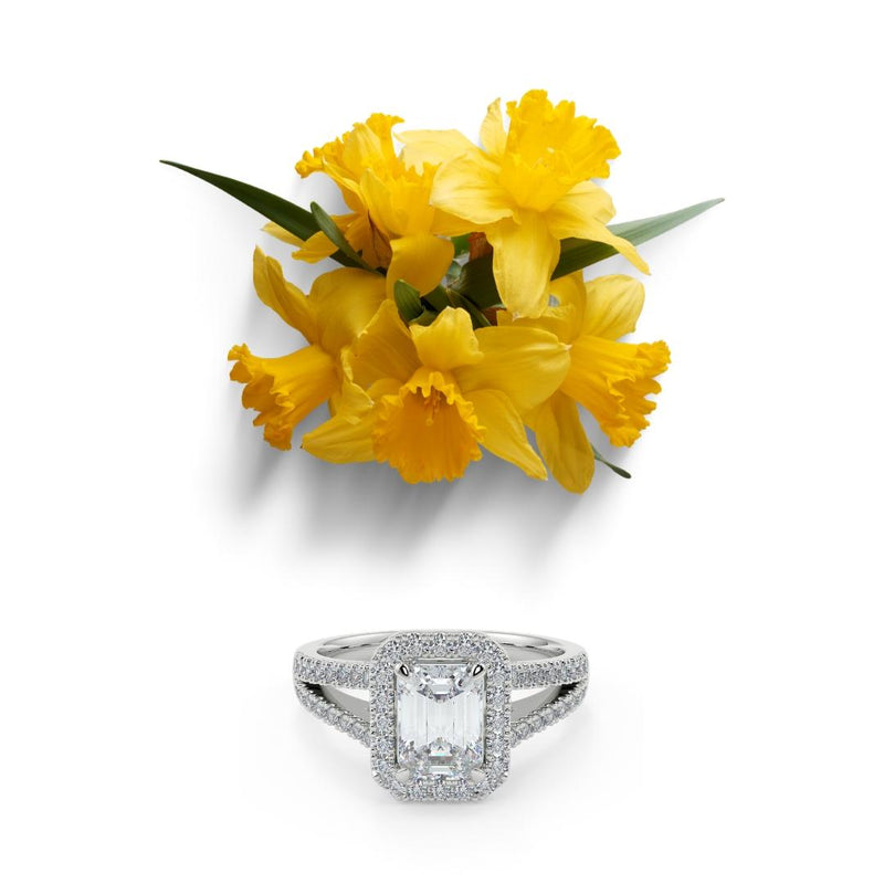 Vasuca® Yellow Daffodil Ring