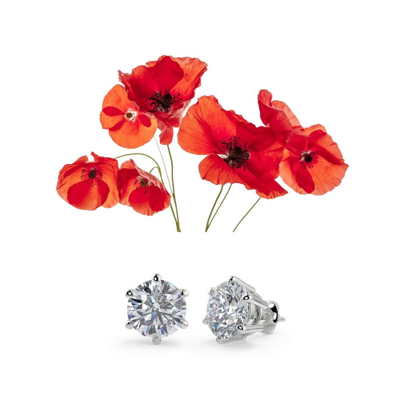 Vasuca® Poppies Earrings
