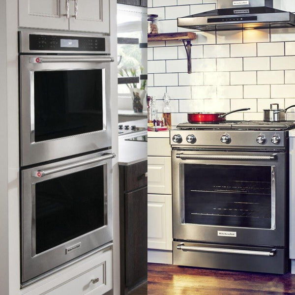 What's Your Top Choice? Ranges vs. Wall Ovens