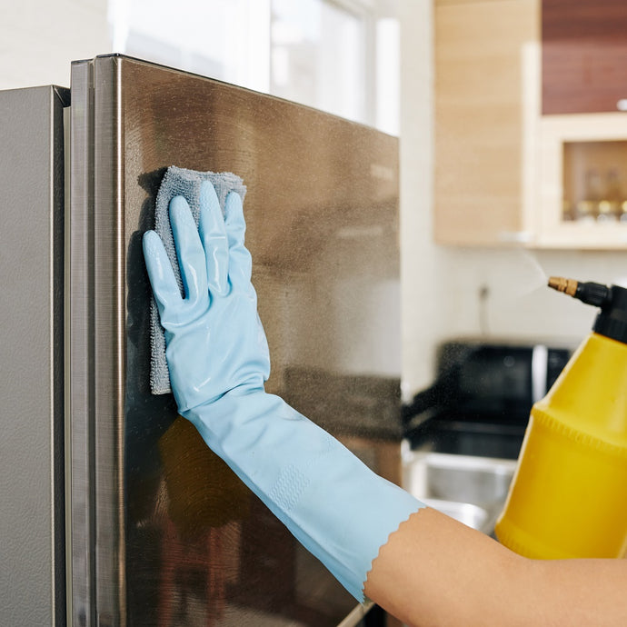 Tips For Cleaning Your Stainless Steel Appliances