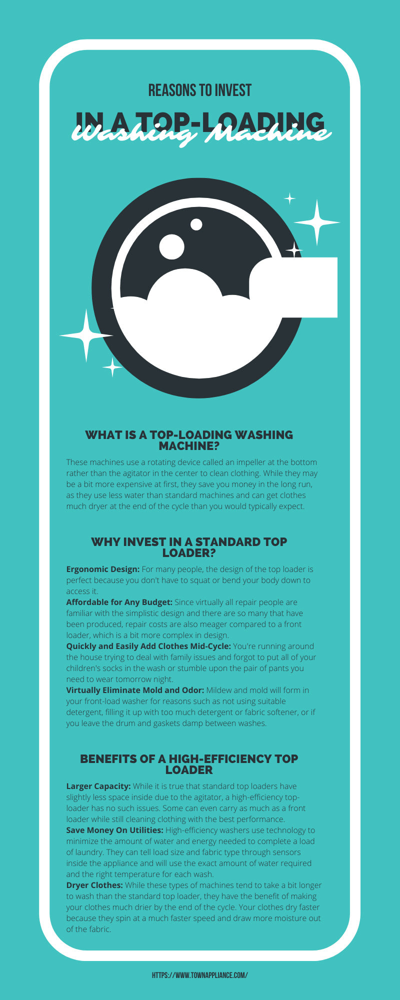 Reasons To Invest In a Top-Loading Washing Machine