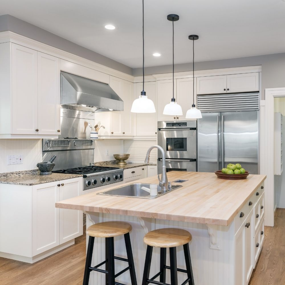 The Many Benefits of Upgrading Your Kitchen Appliances